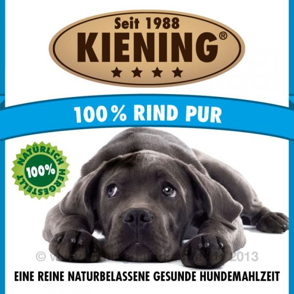 100% Rind pur 410g-Dose