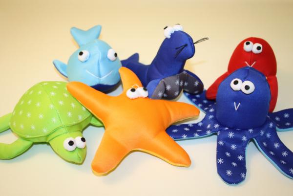 Aqua Sea Toy